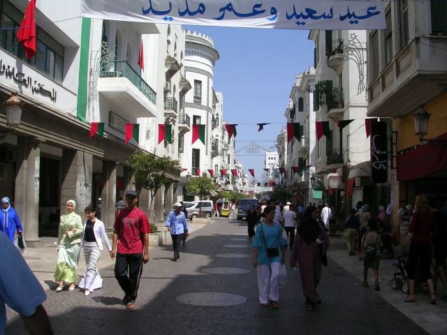 سباق المدن المغربية Av%20Mohamed%20V-1